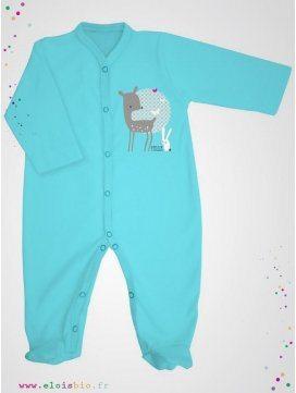 """Pyjama bébé et enfant """"Mini-Biche"""""""