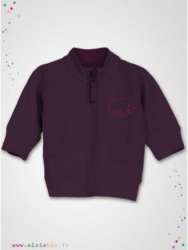 eloisbio-minizabi cr500 sweater-fille-fleur-japonaise-fd-Gris