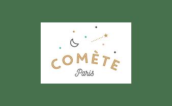 tous les produits de la marque Comète Paris